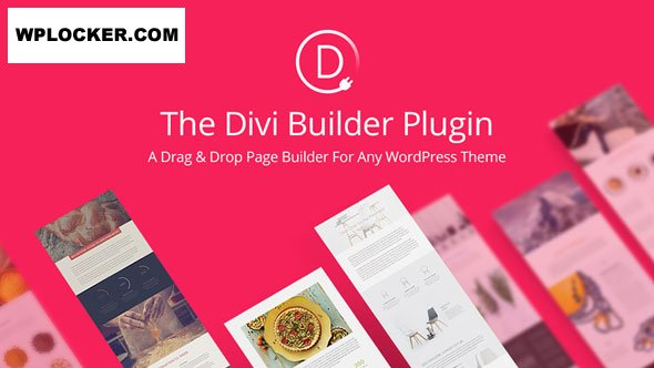Download free Divi Builder v4.6.1 – Drag & Drop Page Builder WP Plugin