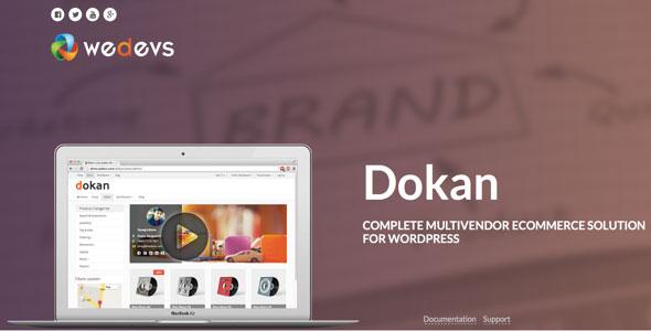 Download free Dokan Pro v3.0.8