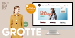 Download free Grotte v7.1 – A Dedicated WooCommerce Theme