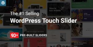 Download free Master Slider v3.4.0 – WordPress Responsive Touch Slider