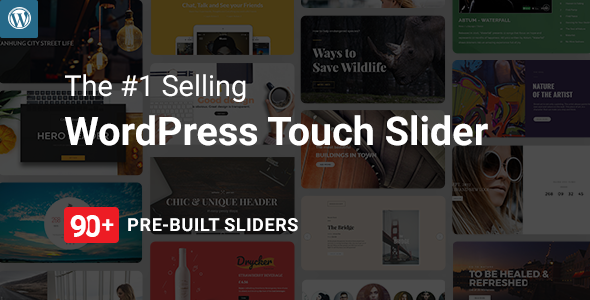 Download free Master Slider v3.4.0 – WordPress Responsive Touch Slider