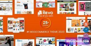 Download free Revo v3.8.9 – Multi-purpose WooCommerce WordPress Theme