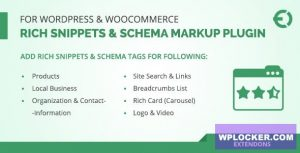 Download free Rich Snippets & Schema Markup Plugin for WordPress & WooCommerce v1.0.3