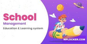 Download free School Management v6.1 – Education & Learning Management system for WordPress