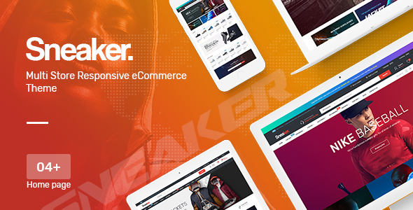 Download free Sneaker v1.0.6 – Shoes Theme for WooCommerce WordPress