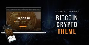 Download free Tolarcek v1.4 – A Bitcoin & CryptoCurrency Blog Theme