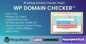 Download free WP Domain Checker v5.0.4