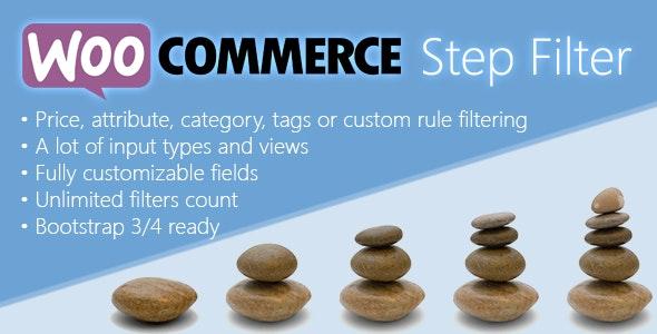 Download free Woocommerce Step Filter v7.5.0