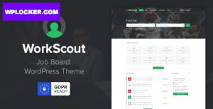 Download free WorkScout v2.0.15 – Job Board WordPress Theme