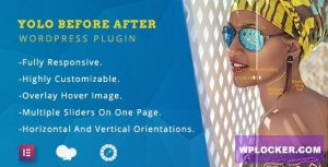 Download free Yolo Before After v1.0.3 – Multipurpose Before After Image Slider for WordPress