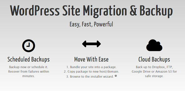 Duplicator Pro v4.0.0 – WordPress Site Migration & BackUp