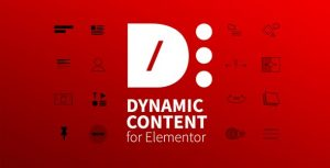 Dynamic Content for Elementor v1.12.1
