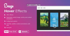 Emage v4.3.0 – Image Hover Effects for Elementor