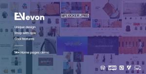 Evon v2.7 – Bag Store WooCommerce WordPress Theme