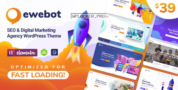 Ewebot v2.1.5 – SEO Digital Marketing Agency