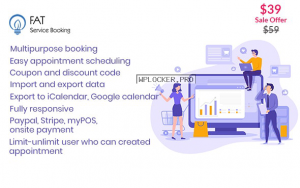 Fat Services Booking v2.10 – Automated Booking and Online Scheduling