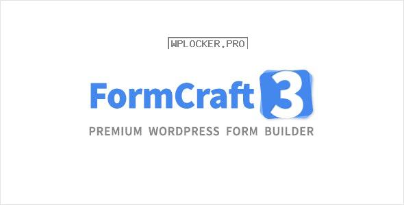 FormCraft v3.8.24 – Premium WordPress Form Builder