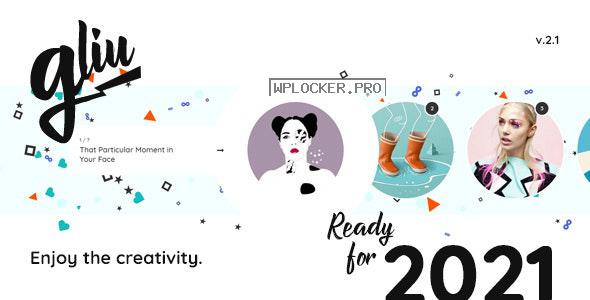 Gliu v2.1 – Enjoy The Creativity