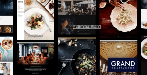 Grand Restaurant v5.8.1 – Restaurant Cafe Theme