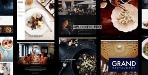 Grand Restaurant v5.8.1 – Restaurant Cafe Theme