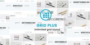 Grid Plus v2.9 – Unlimited Grid Layout