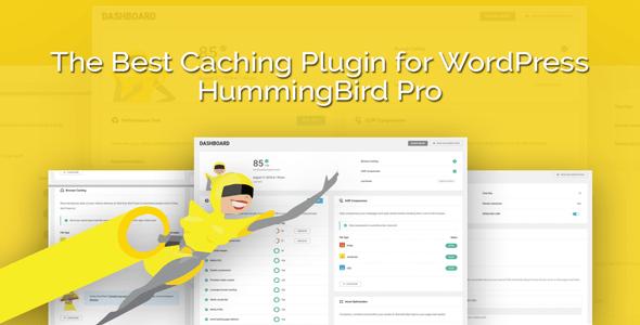 Hummingbird Pro v2.6 – WordPress Plugin