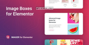 Imager v1.0.0 – Advanced Image-Box for Elementor