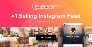Instagram Feed v4.0.1 – WordPress Instagram Gallery