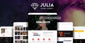 Julia v2.0.7 – Talent Management WordPress Theme