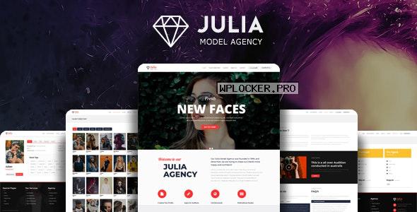 Julia v2.0.7 – Talent Management WordPress Theme