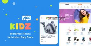 KIDZ v2.9.7 – Baby Store WooCommerce Theme