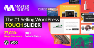 Master Slider v3.4.2 – WordPress Responsive Touch Slider