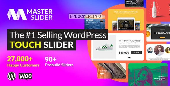Master Slider v3.4.2 – WordPress Responsive Touch Slider
