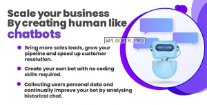Maxbot v1.2.7 – Chatbot Builder WordPress Plugin
