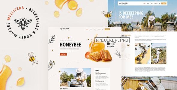 Mellifera v1.0.3 – Beekeeping and Honey Shop Theme