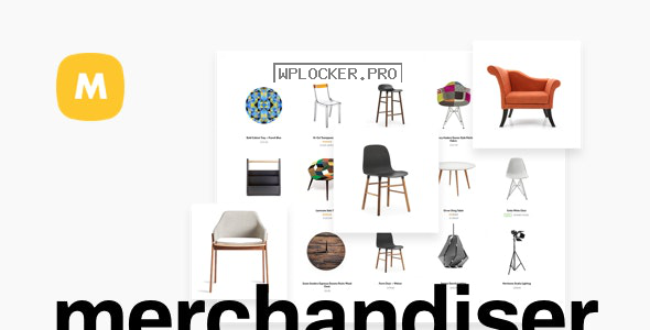 Merchandiser v1.9.18 – eCommerce WordPress Theme