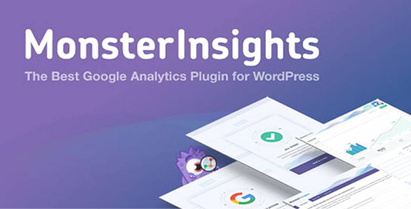 MonsterInsights Pro v7.12.2 – Google Analytics Plugin
