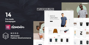 Neoo v1.0.0 – Flexible WooCommerce theme