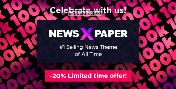 Newspaper v10.3.6.1 – WordPress News Theme