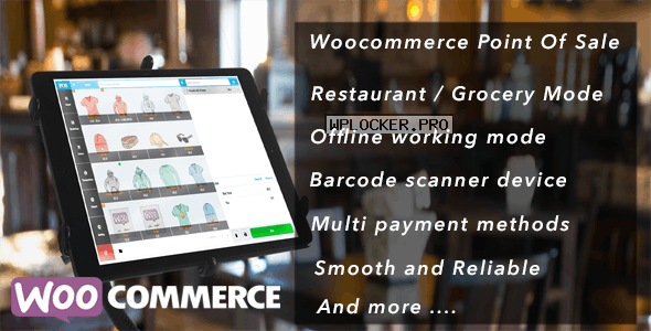 Openpos v4.5.0 – WooCommerce Point Of Sale (POS)
