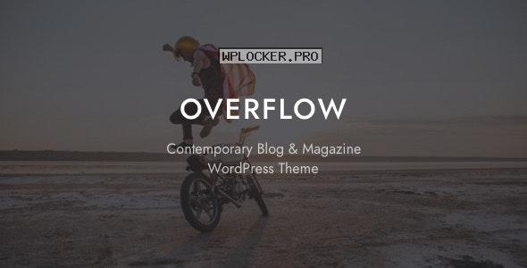 Overflow v1.4.5 – Contemporary Blog & Magazine Theme