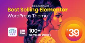 Phlox Pro v5.4.15 – Elementor MultiPurpose Theme