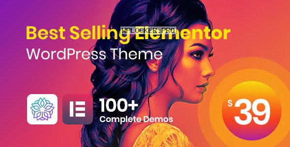 Phlox Pro v5.4.17 – Elementor MultiPurpose Theme