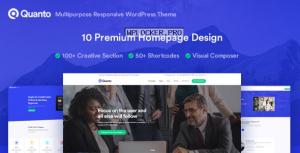 Quanto v1.1.1 – Business Responsive WordPress Theme