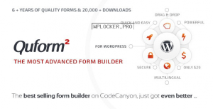 Quform v2.12.1 – WordPress Form Builder