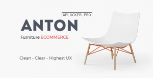 SNS Anton v3.2 – Furniture WooCommerce WordPress Theme