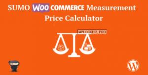 SUMO WooCommerce Measurement Price Calculator v4.2