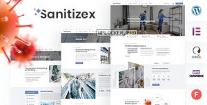 Sanitizex v1.2 – Sanitizing Services WordPress Theme