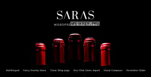 Saras v1.5 – Wine WordPress Theme