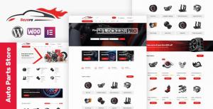 Sayara v1.0.9 – Auto Parts Store WooCommerce WordPress Theme